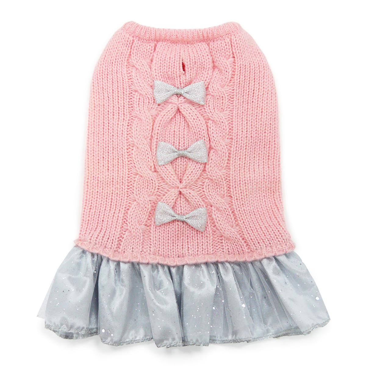 Party Princess Dog Dress by Dogo - Pink