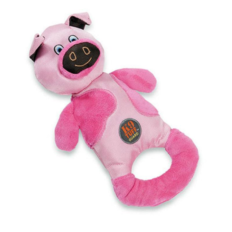 Patches Dog Toy - Pig