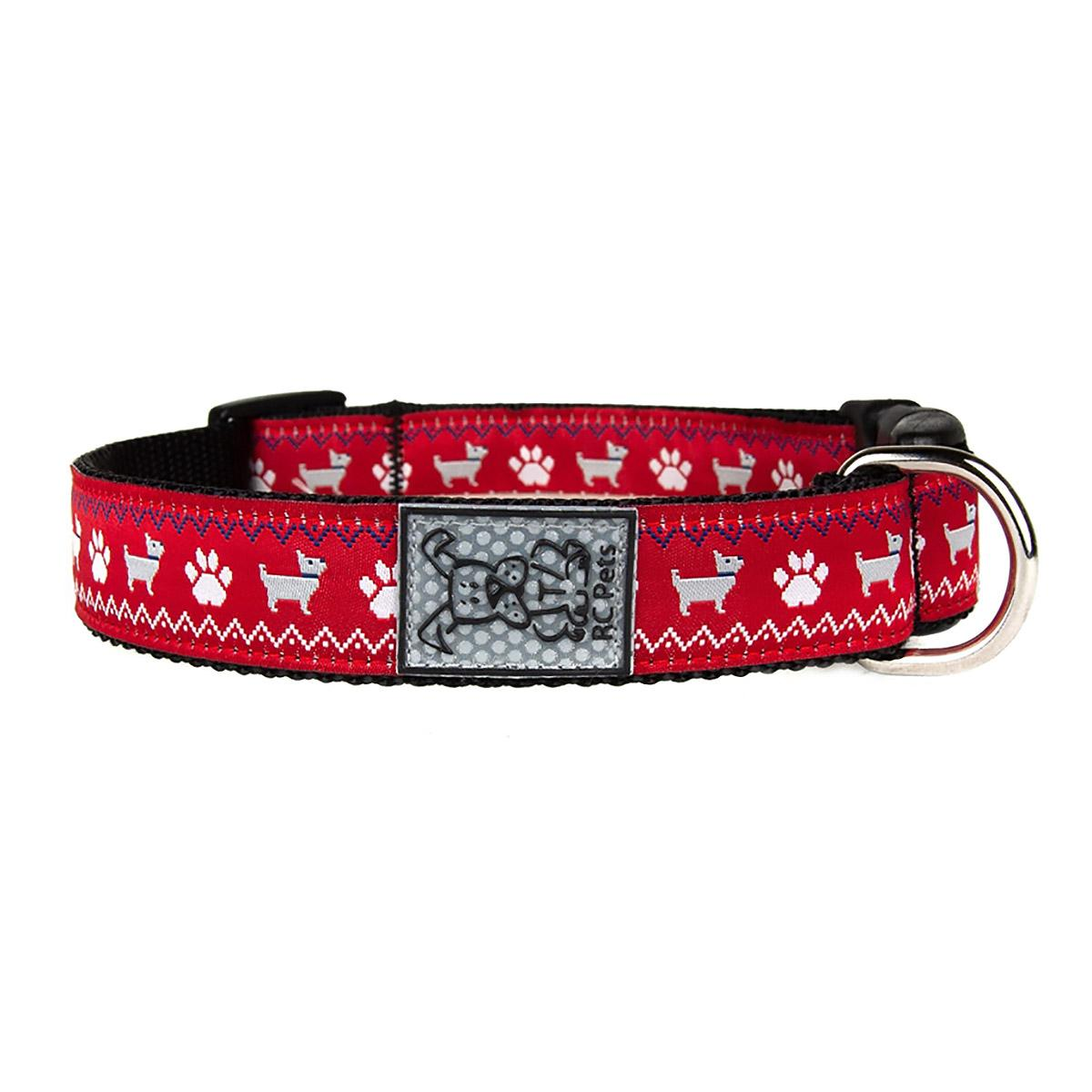 Pawesome Adjustable Clip Dog Collar By RC Pet