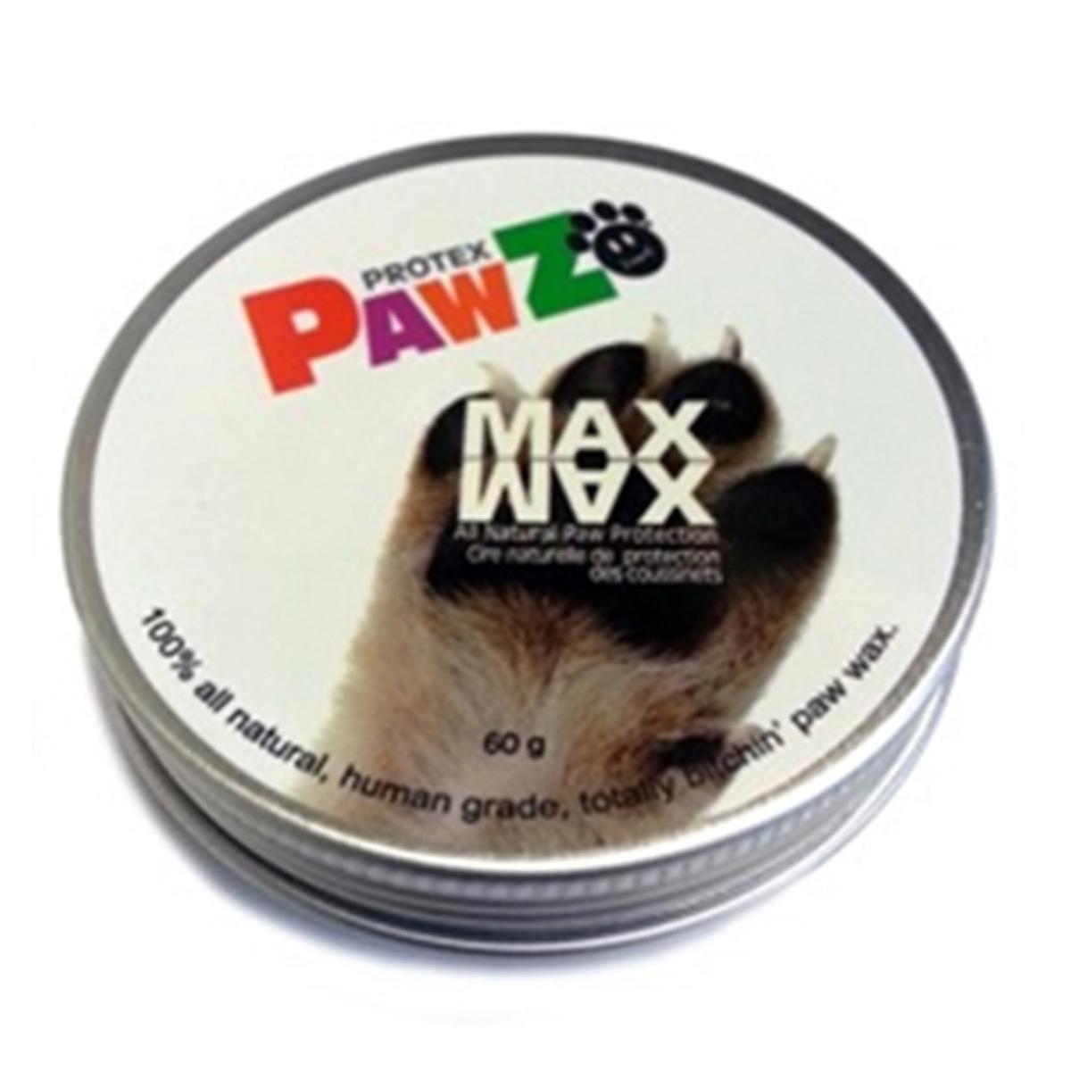 Pawz MaxWax Pet Paw Protector