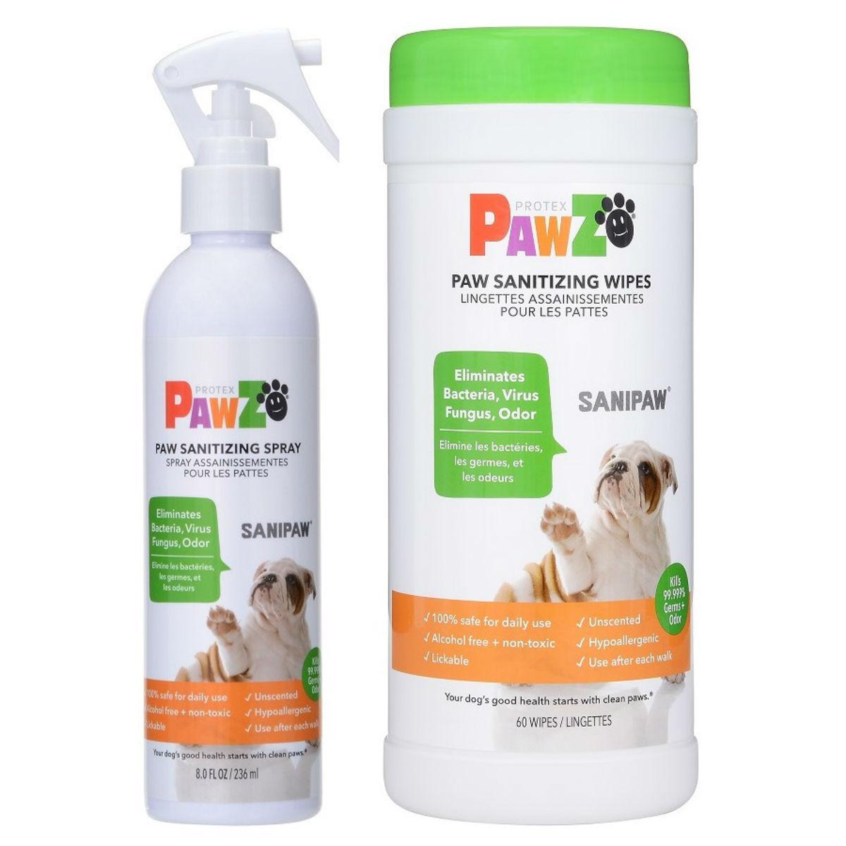 PawZ SaniPaw - Dog Paw Sanitizer