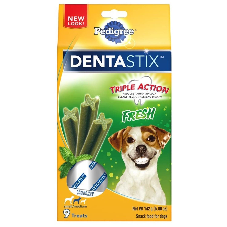 Pedigree Dentastix Dog Treat - Fresh Flavor