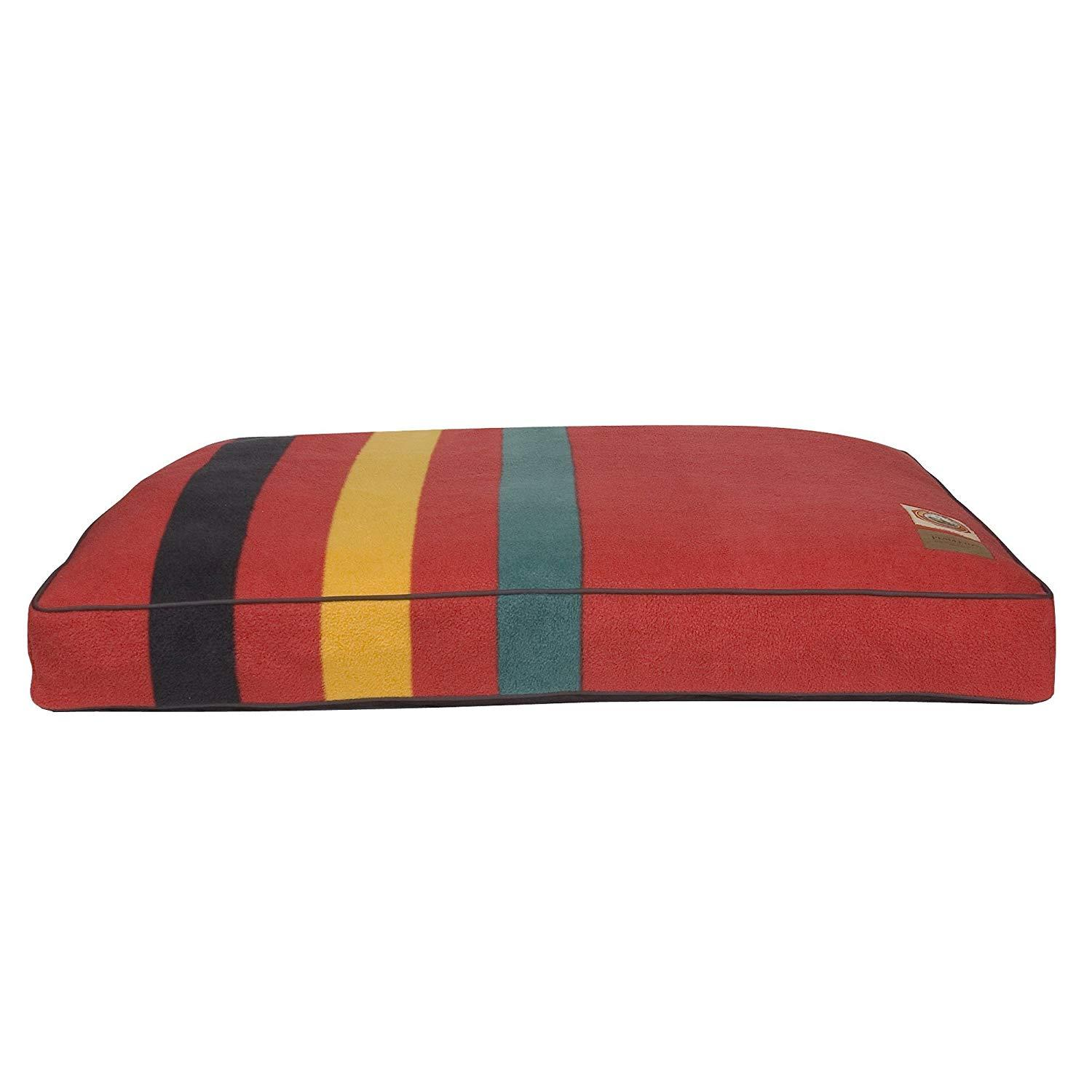 Pendleton Ranier National Park Dog Bed - Red