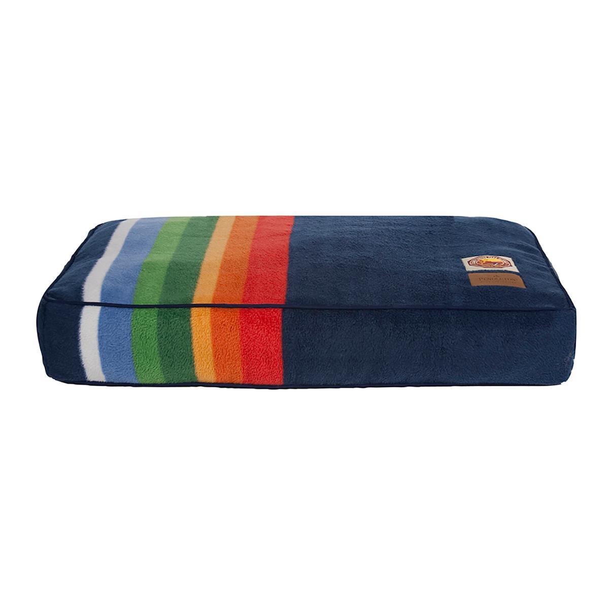 Pendleton Crater Lake National Park Dog Bed - Navy Blue