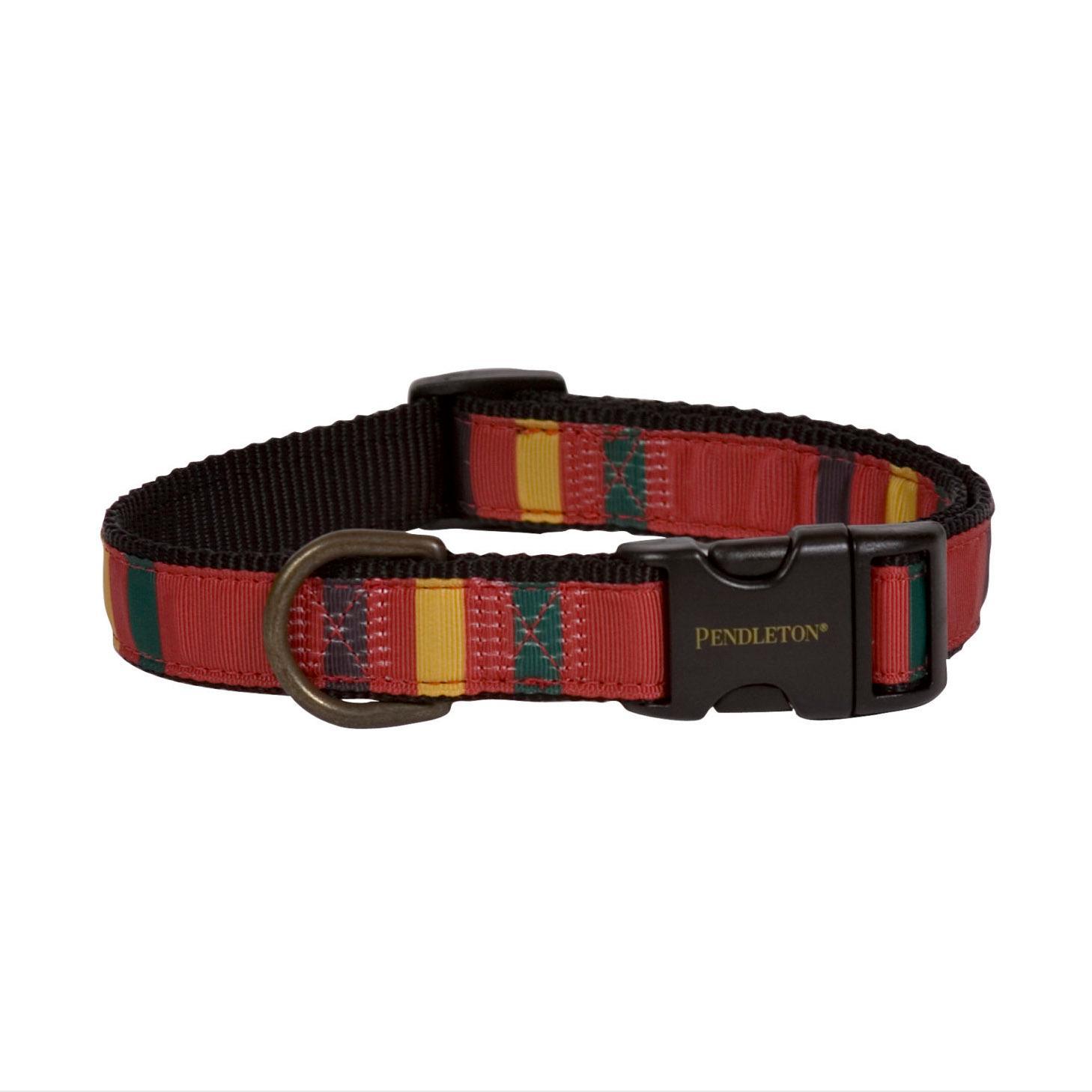 Pendleton Ranier National Park Hiker Dog Collar