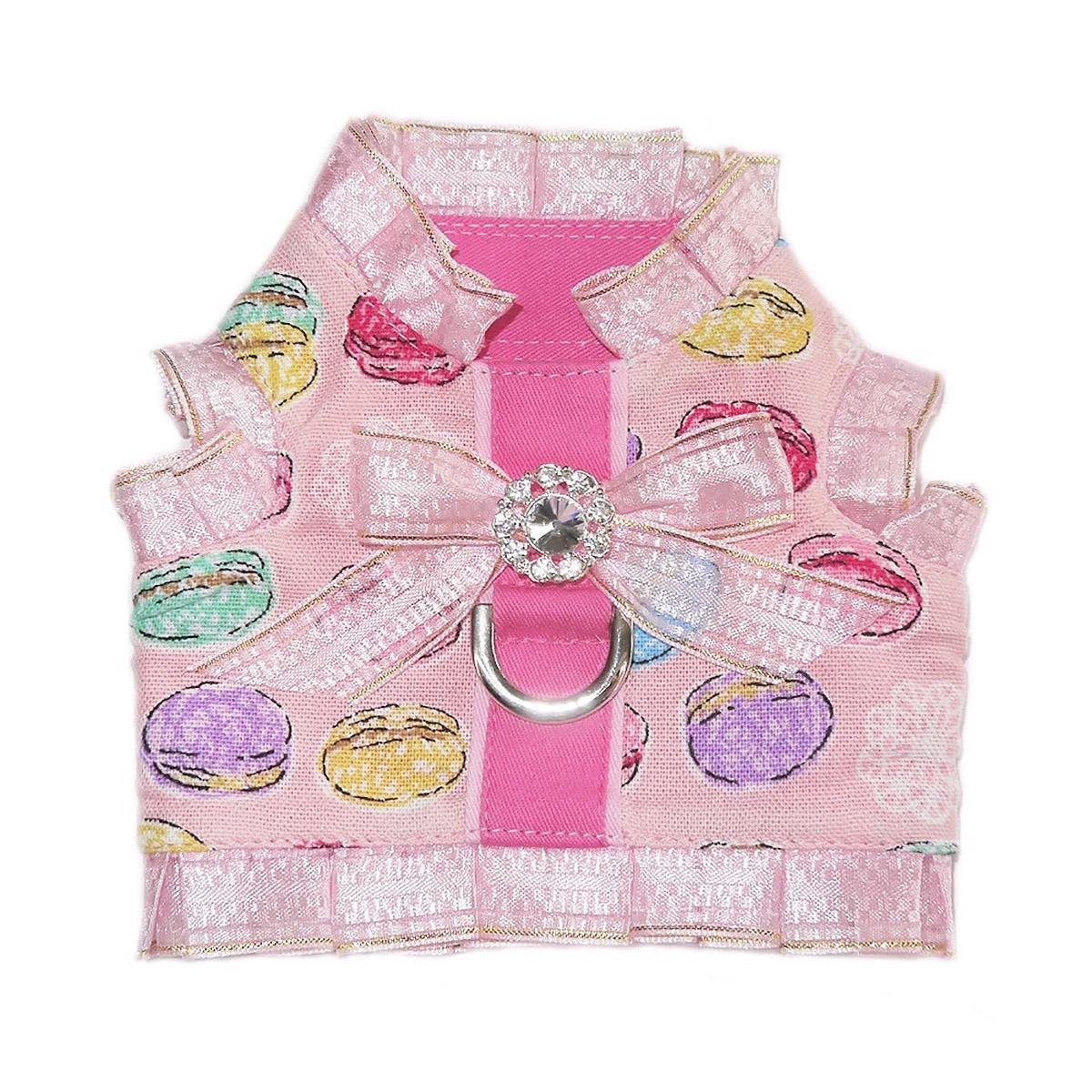 Penelope Dog Harness - Pink