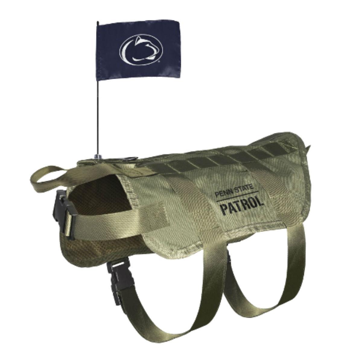 Penn State Tactical Vest Dog Harness