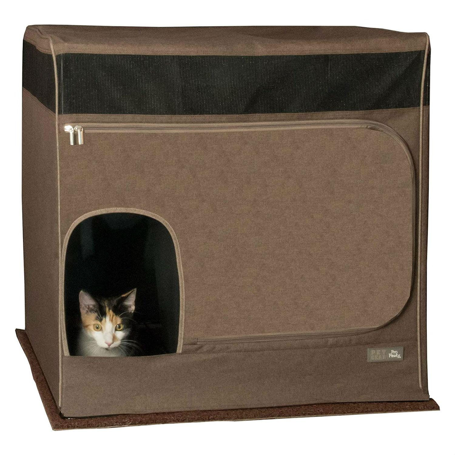 Pet Gear Pro Pawty for Cats - Espresso