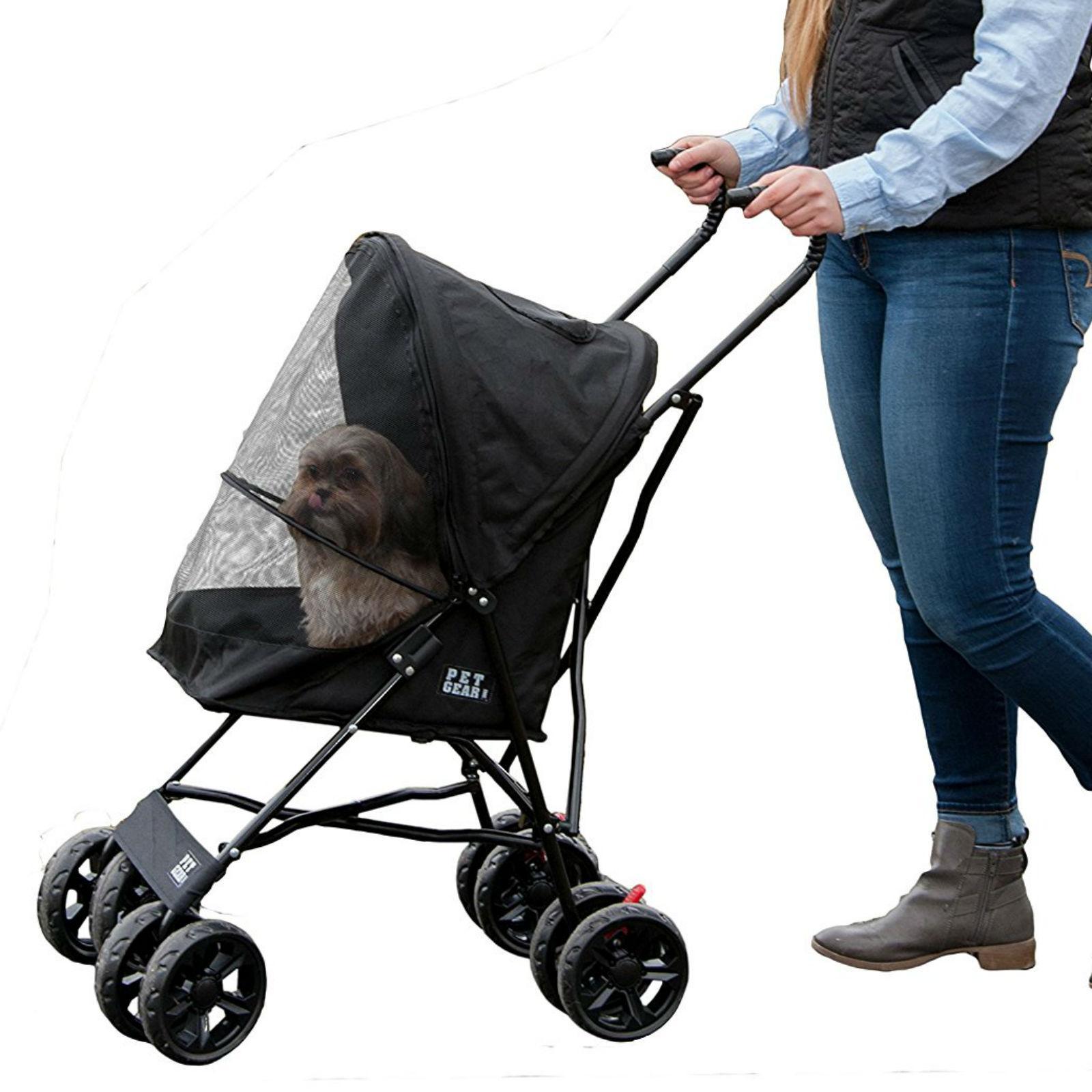 Pet Gear Travel Lite Pet Stroller - Black