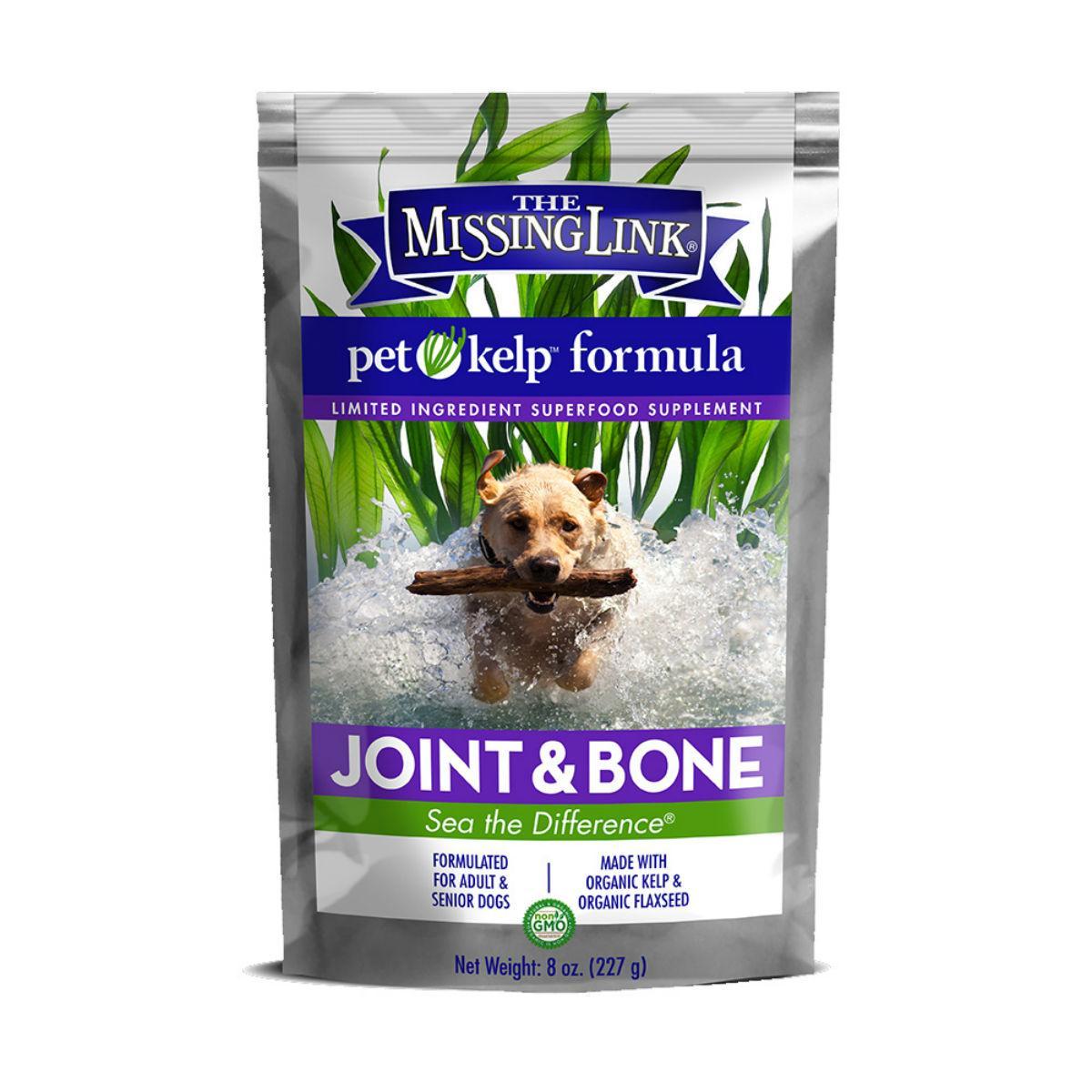 Pet Kelp Food Topper - Joint & Bone Formula