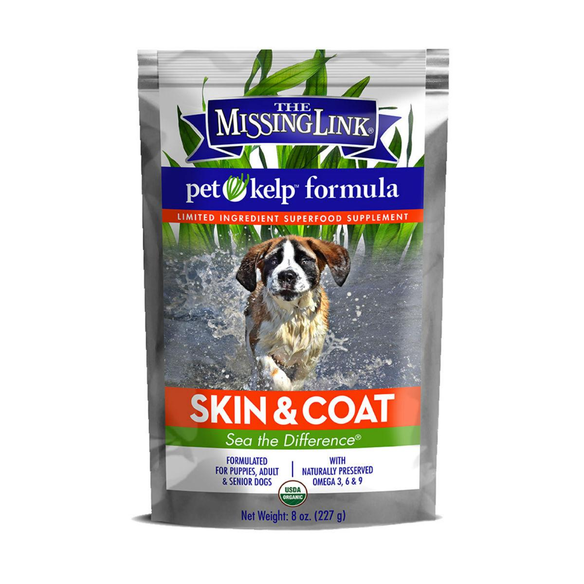 Pet Kelp Food Topper - Skin & Coat Formula