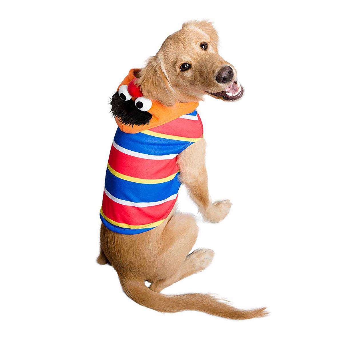 Pet Krewe Sesame Street Ernie Pet Hoodie