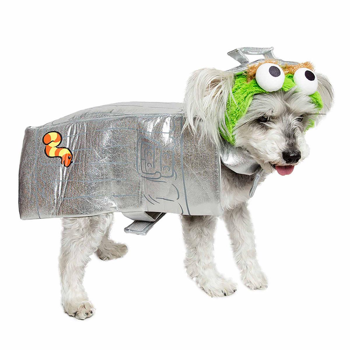 Pet Krewe Sesame Street Oscar the Grouch Dog Costume