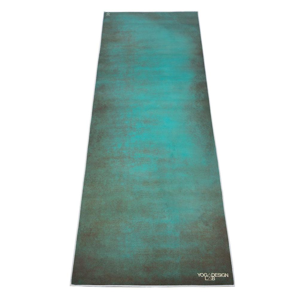 PET Mat Towel - Aegean Green