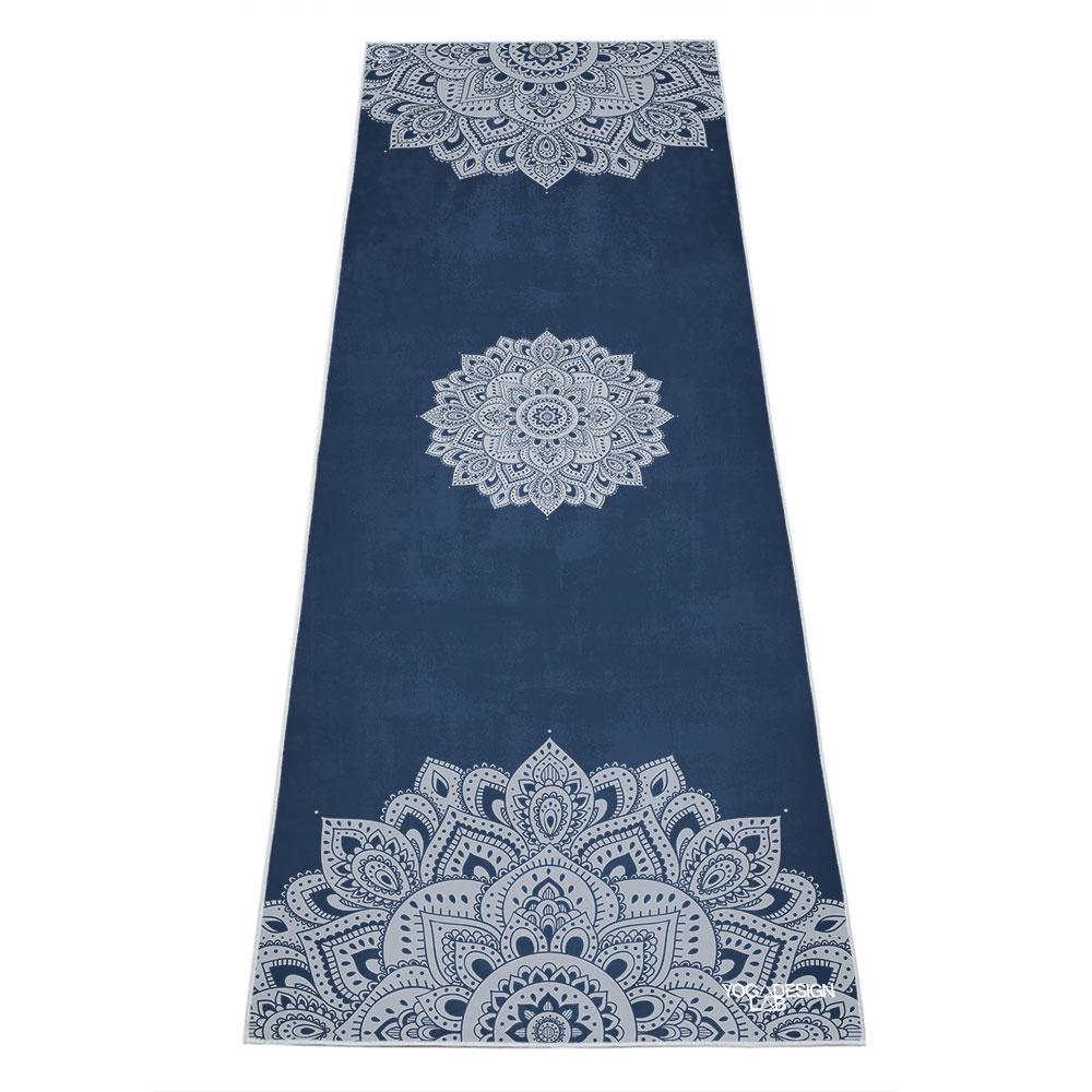 PET Mat Towel - Mandala Sapphire