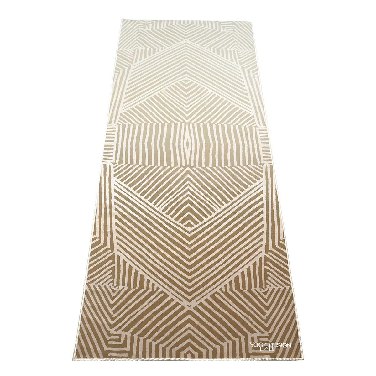 PET Mat Towel - Optical Gold