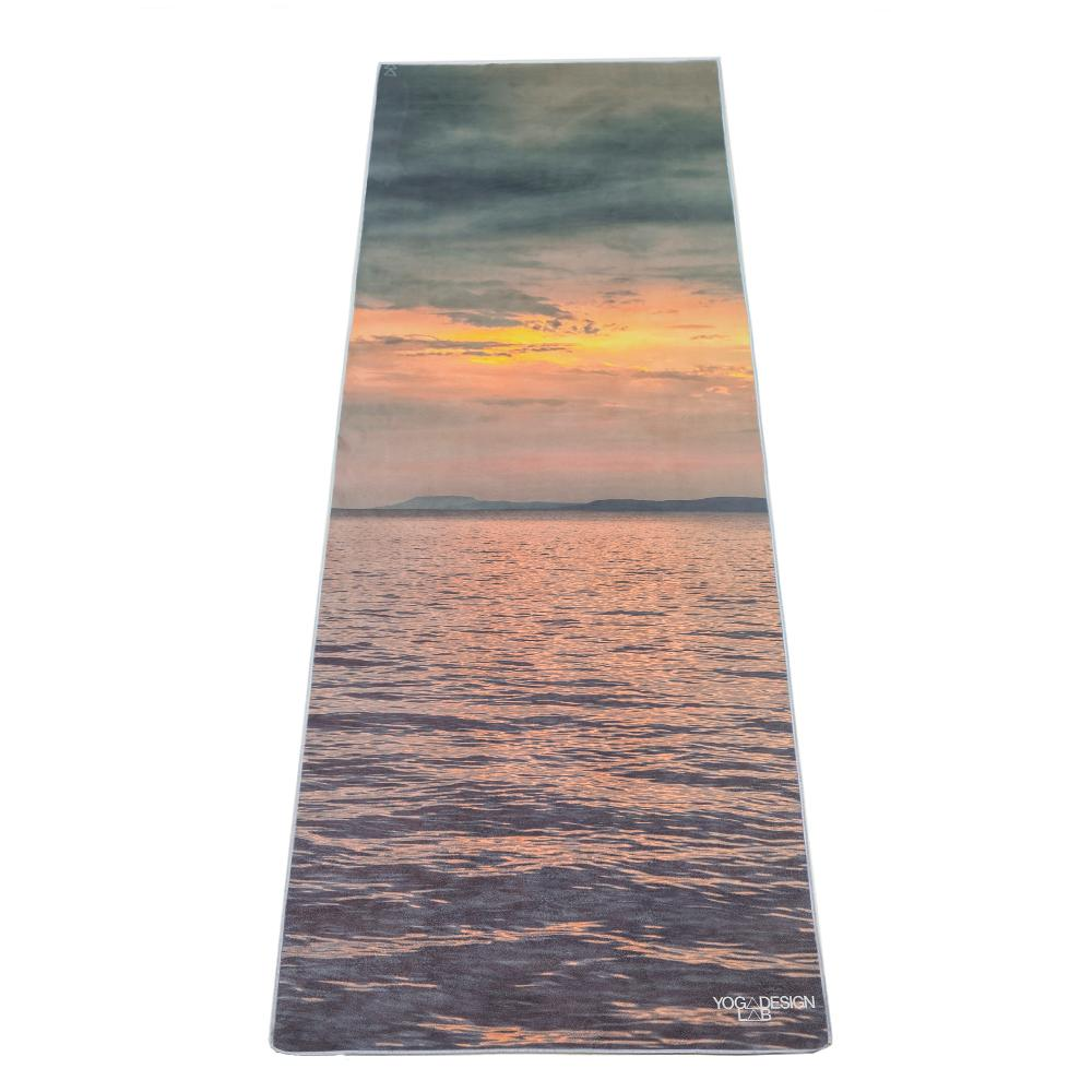 PET Mat Towel - Sunset
