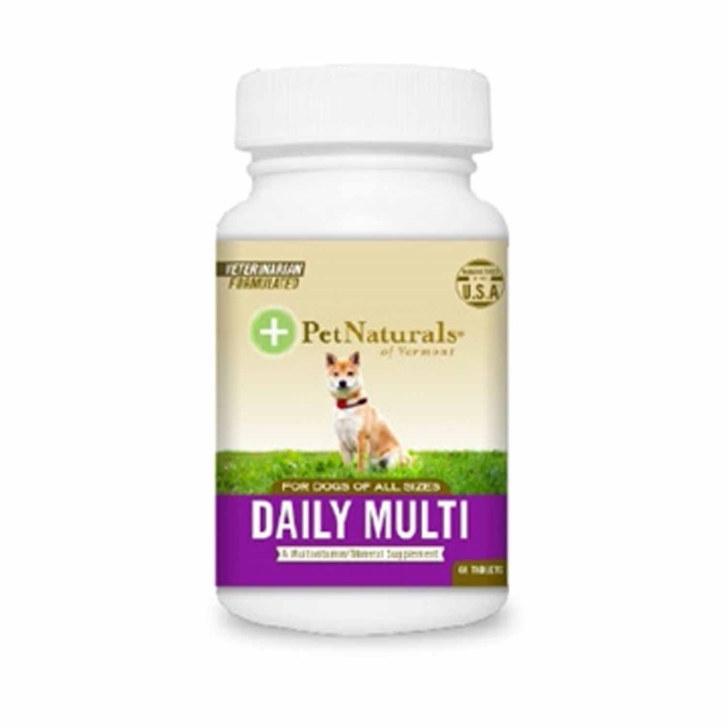 Pet Naturals Daily Multi Tablets Dog Supplement