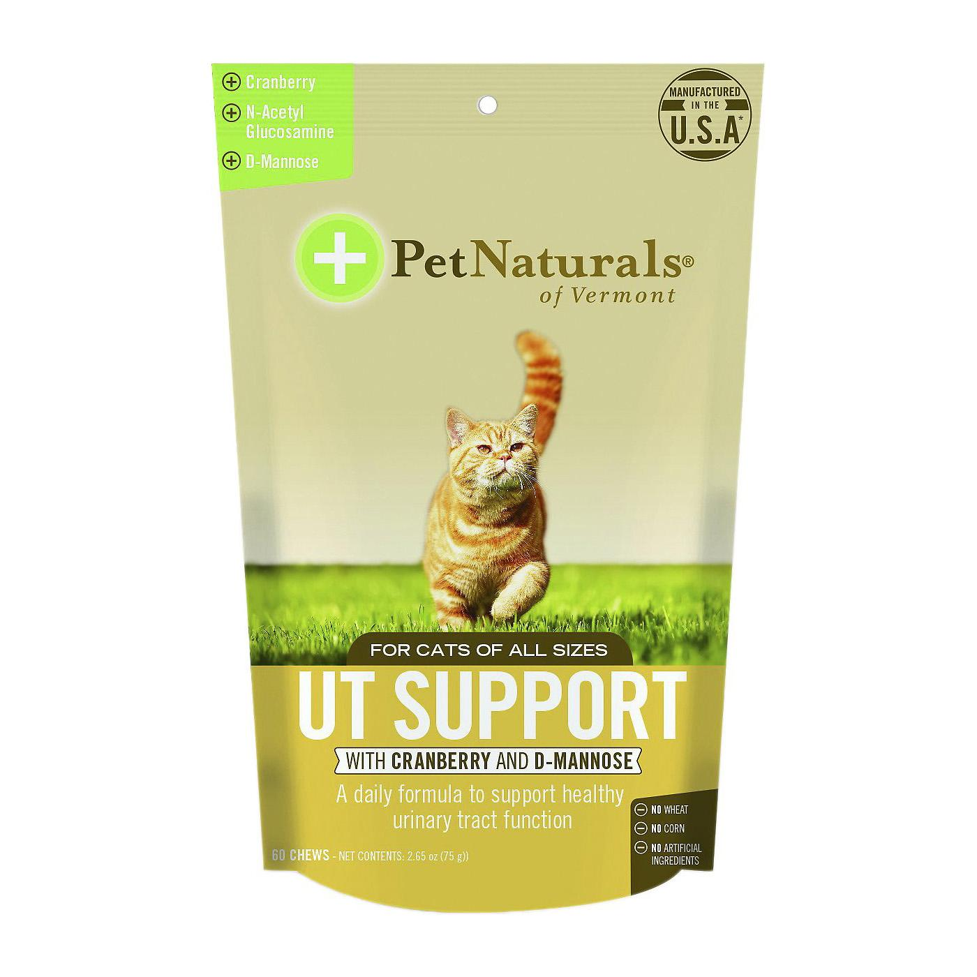 Pet Naturals Urinary Tract Support for Cats