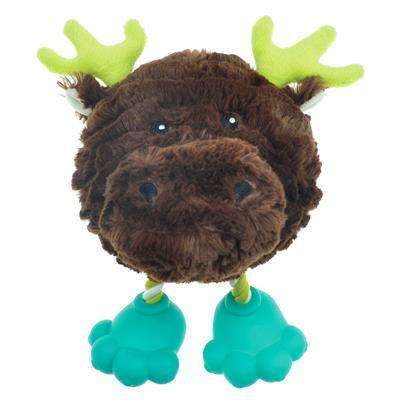 Pet Park Blvd Footies Dog Toy - Moose
