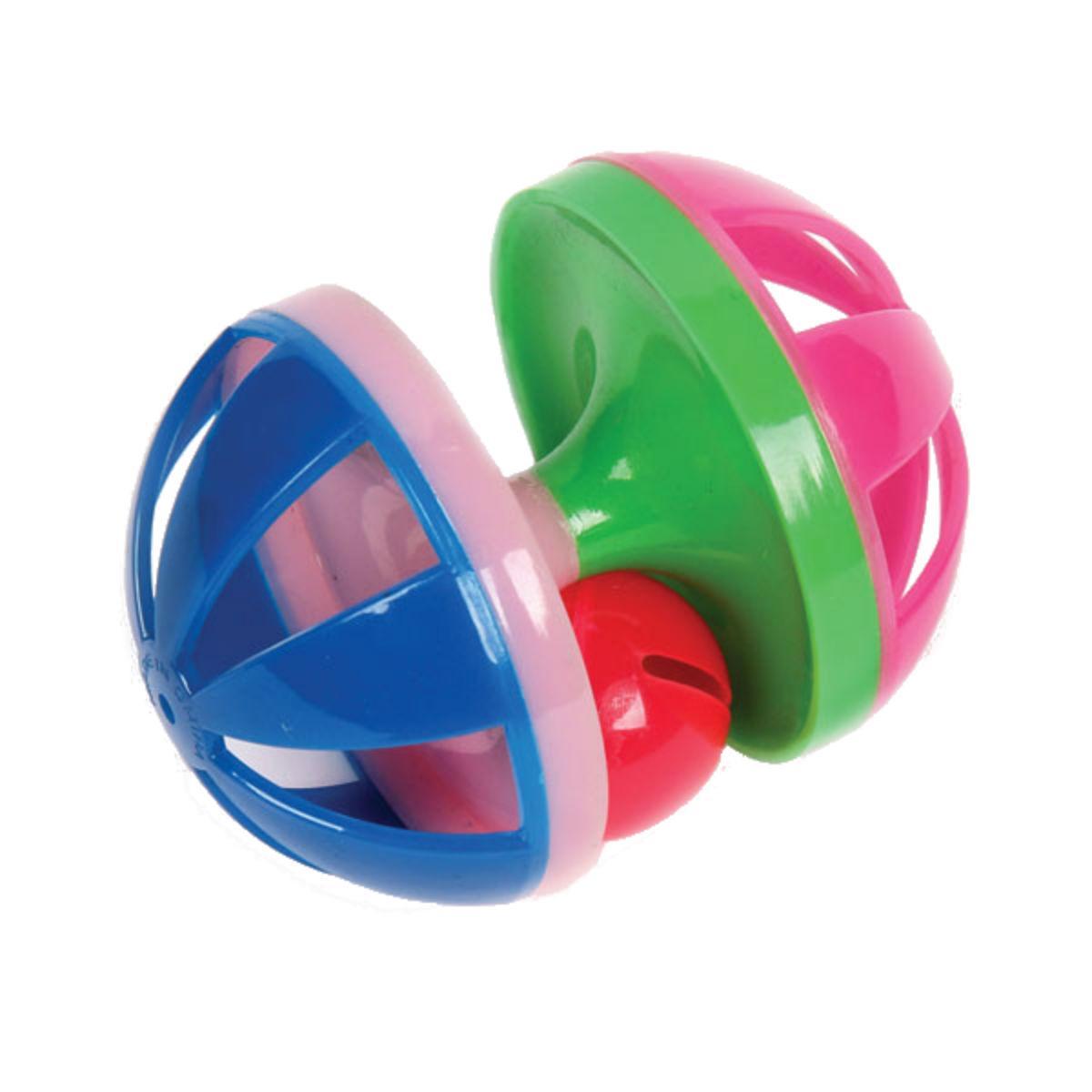 Pet Park Blvd Spinner Ball Cat Toy