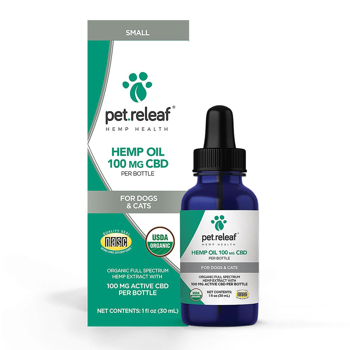 Pet Releaf CBD Hemp Oil for Dogs and Cats_main