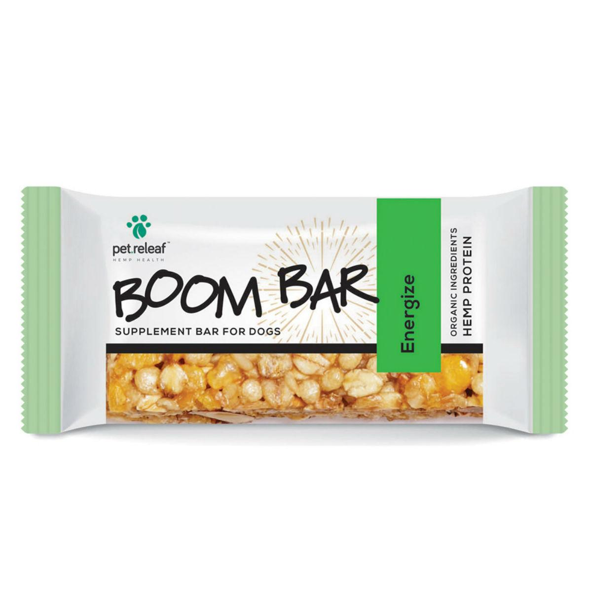 Pet Releaf Energize Boom Bar Dog Treat
