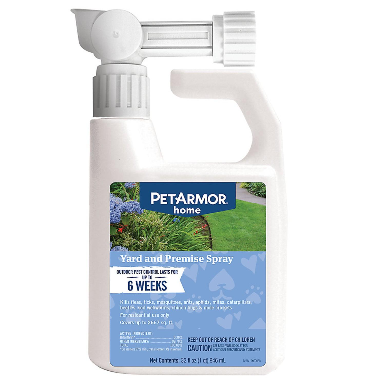 PetArmor Home Yard & Premise Flea & Tick Spray Treatment