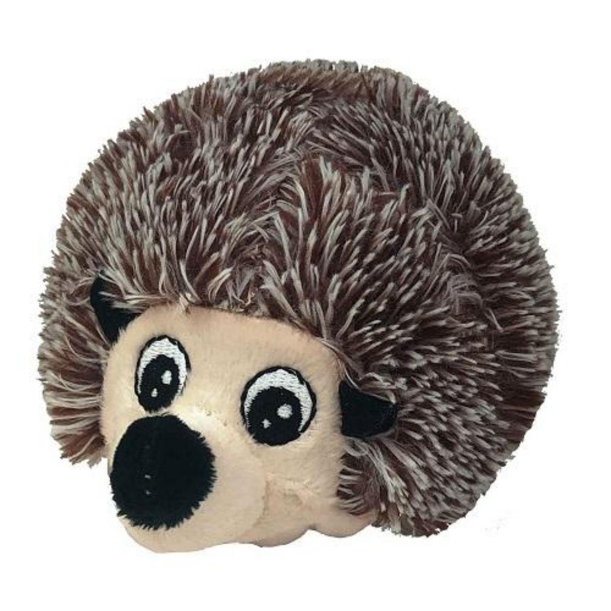 PetLou EZ Squeaky Hedgehog Dog Toy