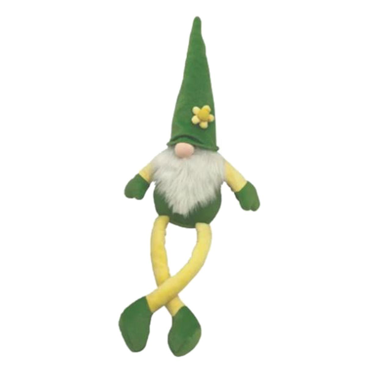 PetLou Long-Legged Gnome - Green