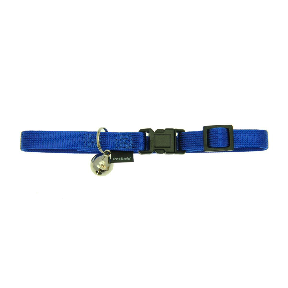 PetSafe Kitty Break-Away Cat Collar - Royal Blue
