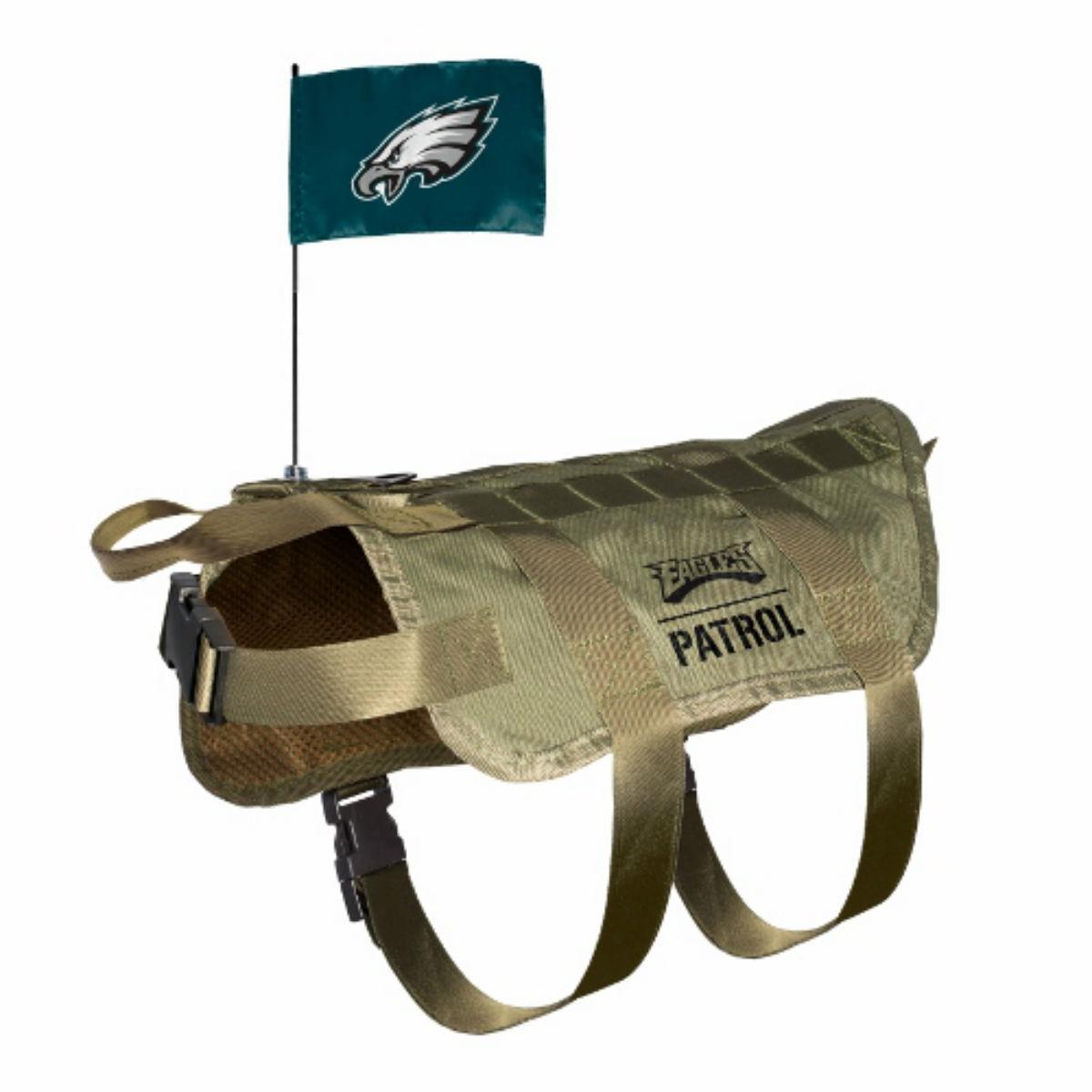 Philadelphia Eagles Tactical Vest Dog Harness