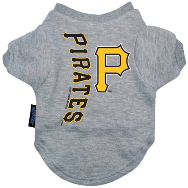 Pittsburgh Pirates Dog T-Shirt