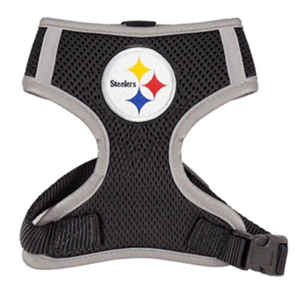 60a2b56e9d1 Pittsburgh Steelers Dog Harness | BaxterBoo