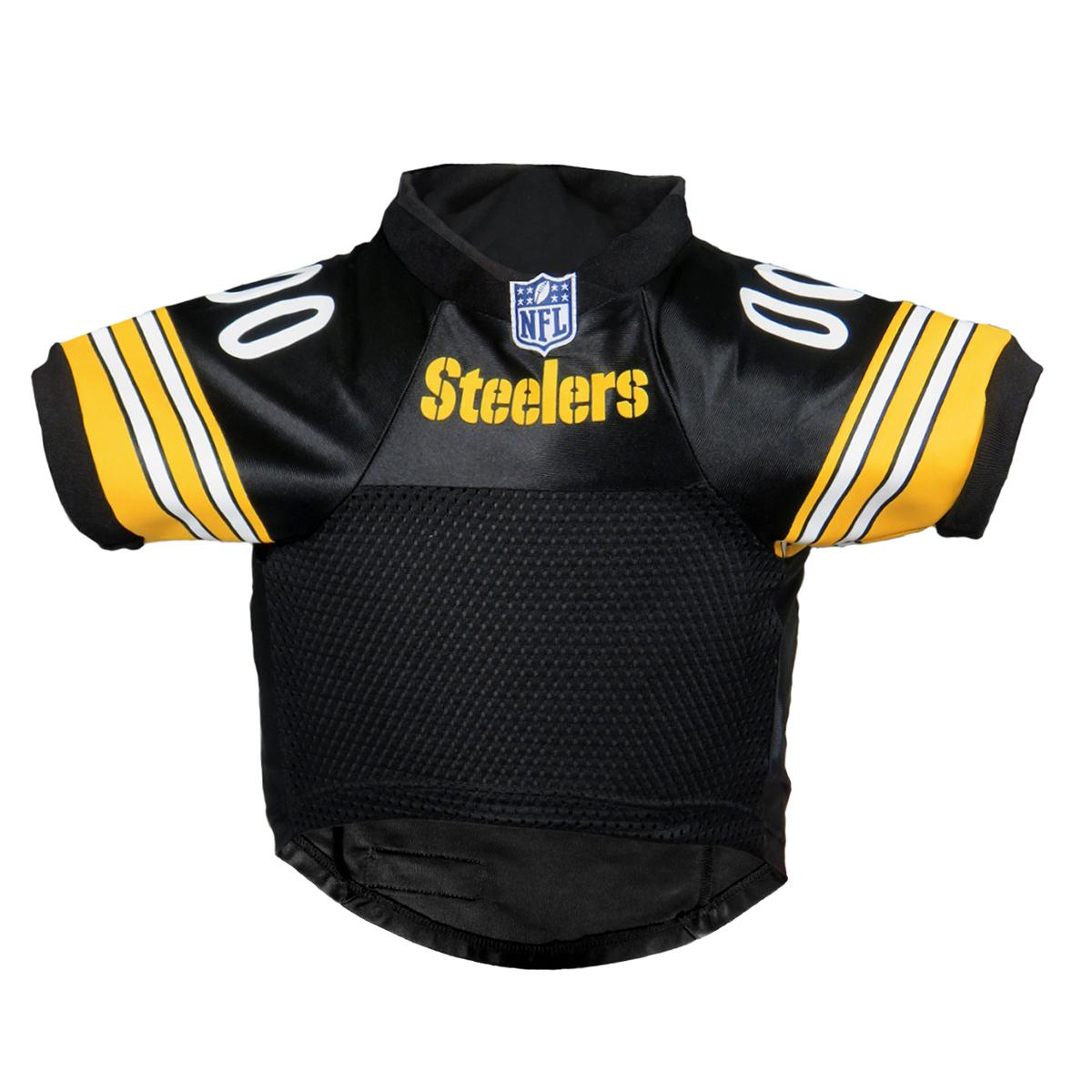 3d9dd9a9c Pittsburgh Steelers Premium Dog Jersey
