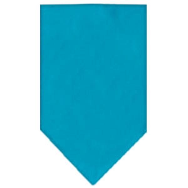 Plain Dog Bandana - Turquoise