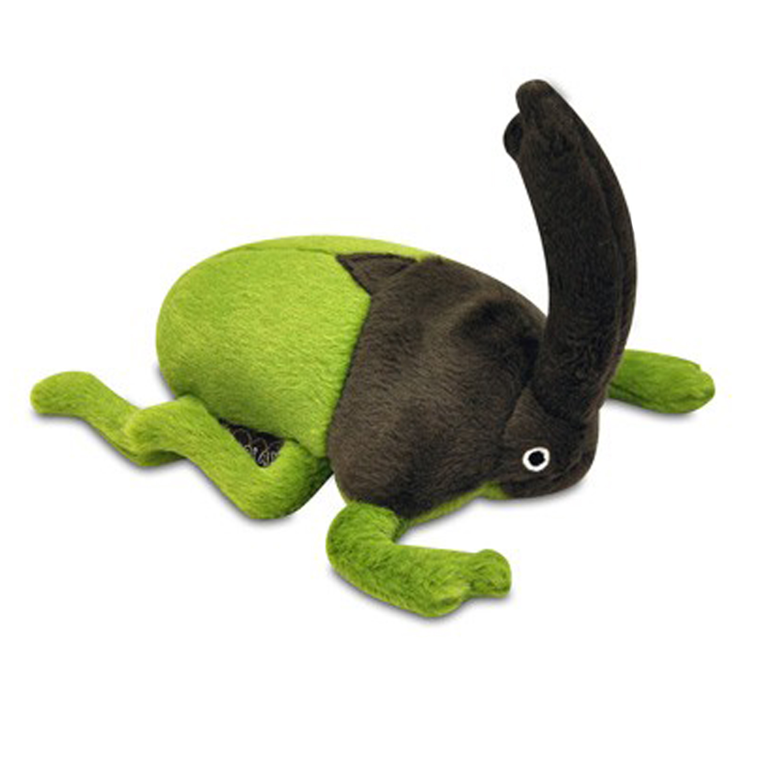 P L A Y Bugging Out Plush Dog Toy Rhino Beetle with Same Day