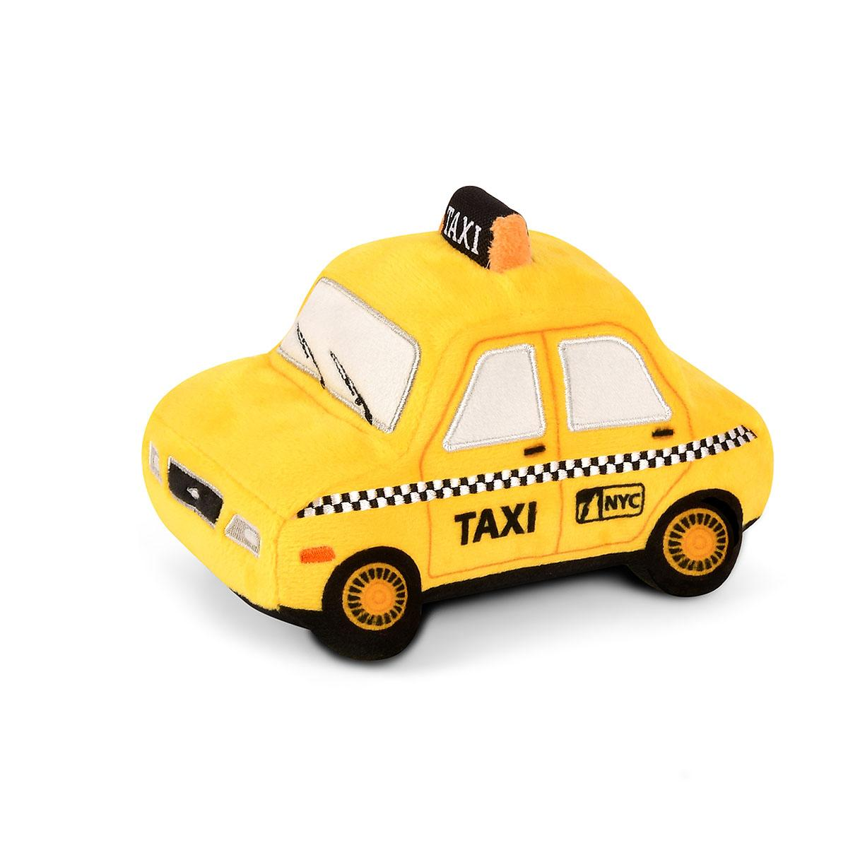 P.L.A.Y. Canine Commute Dog Toy - New Yap City Taxi