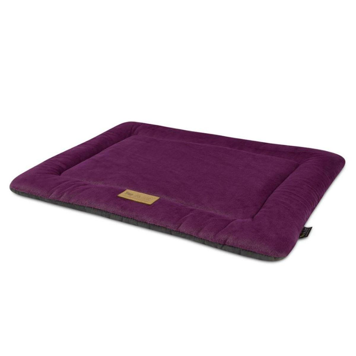 P.L.A.Y. Chill Pad Dog Bed - Plum