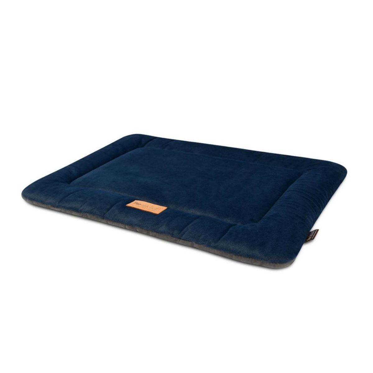 P.L.A.Y. Chill Pad Dog Bed - Indigo