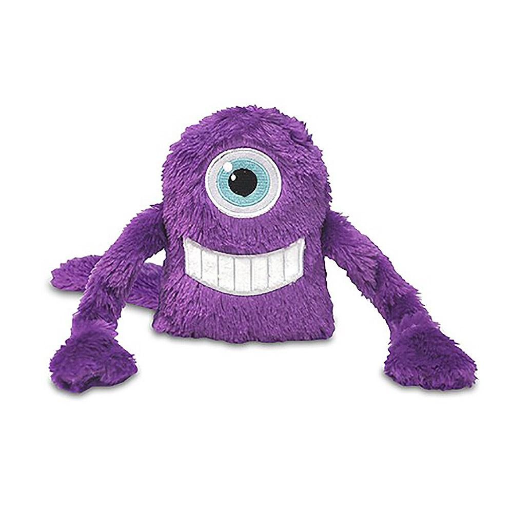 P.L.A.Y. Momo's Monster Dog Toy - Purple Snore