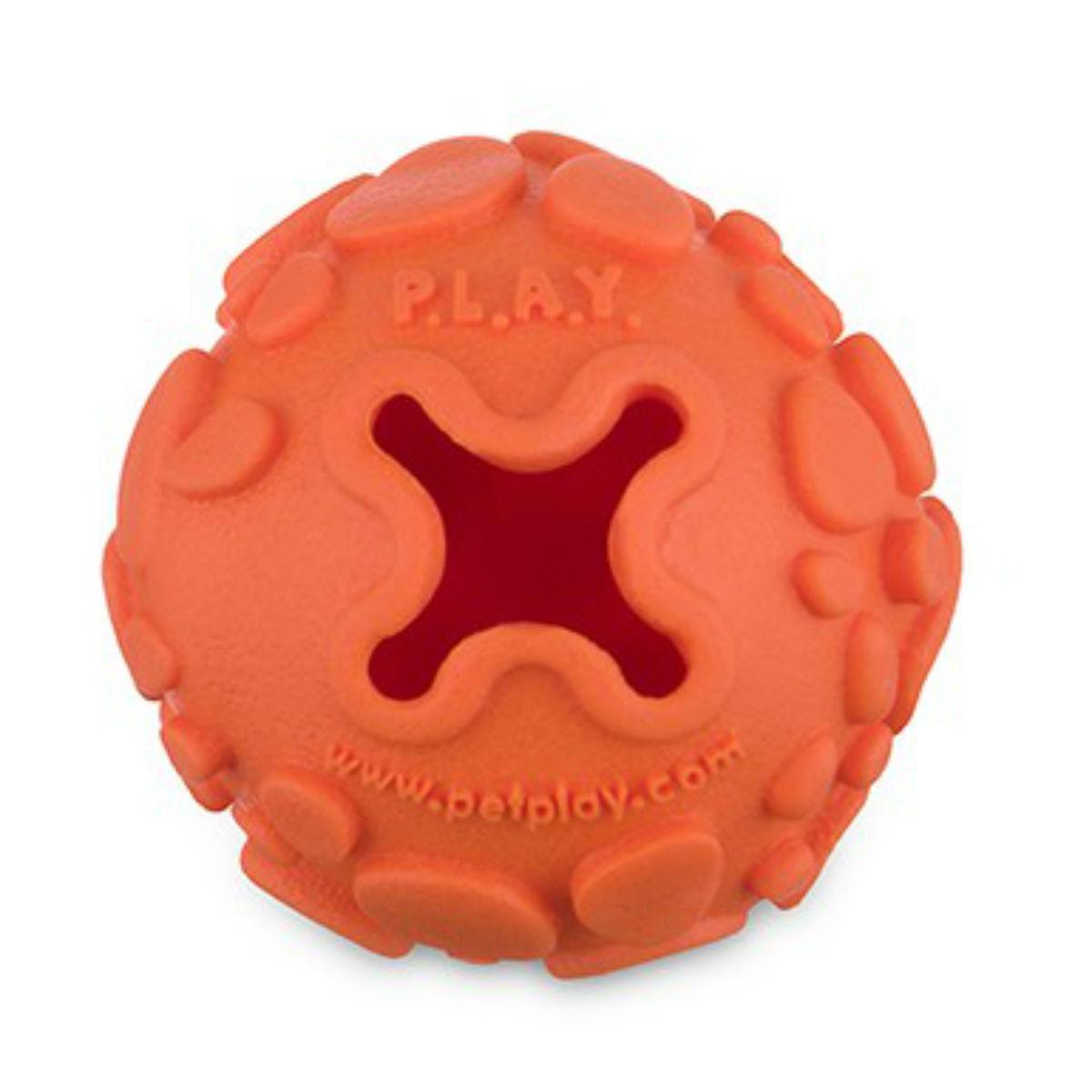 P.L.A.Y. NovaFlex Nova Ball Dog Toy