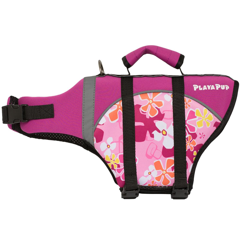Playa Pup Dog Lifejacket - Misty Pink