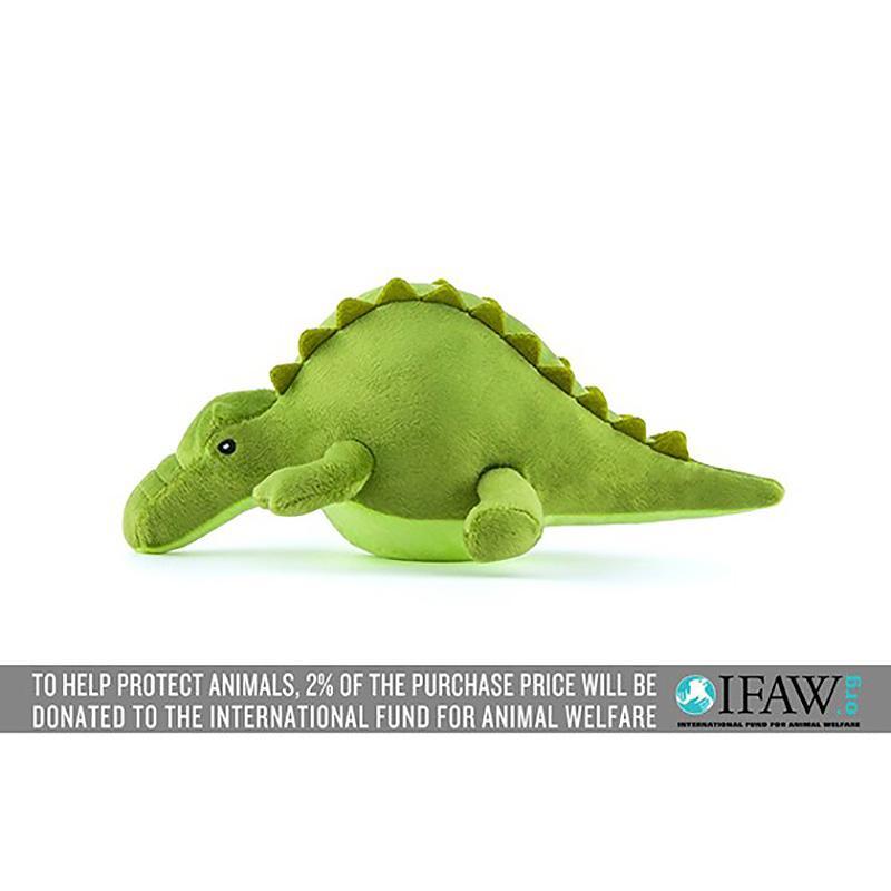 P.L.A.Y. Safari Dog Toy  - Cody the Crocodile