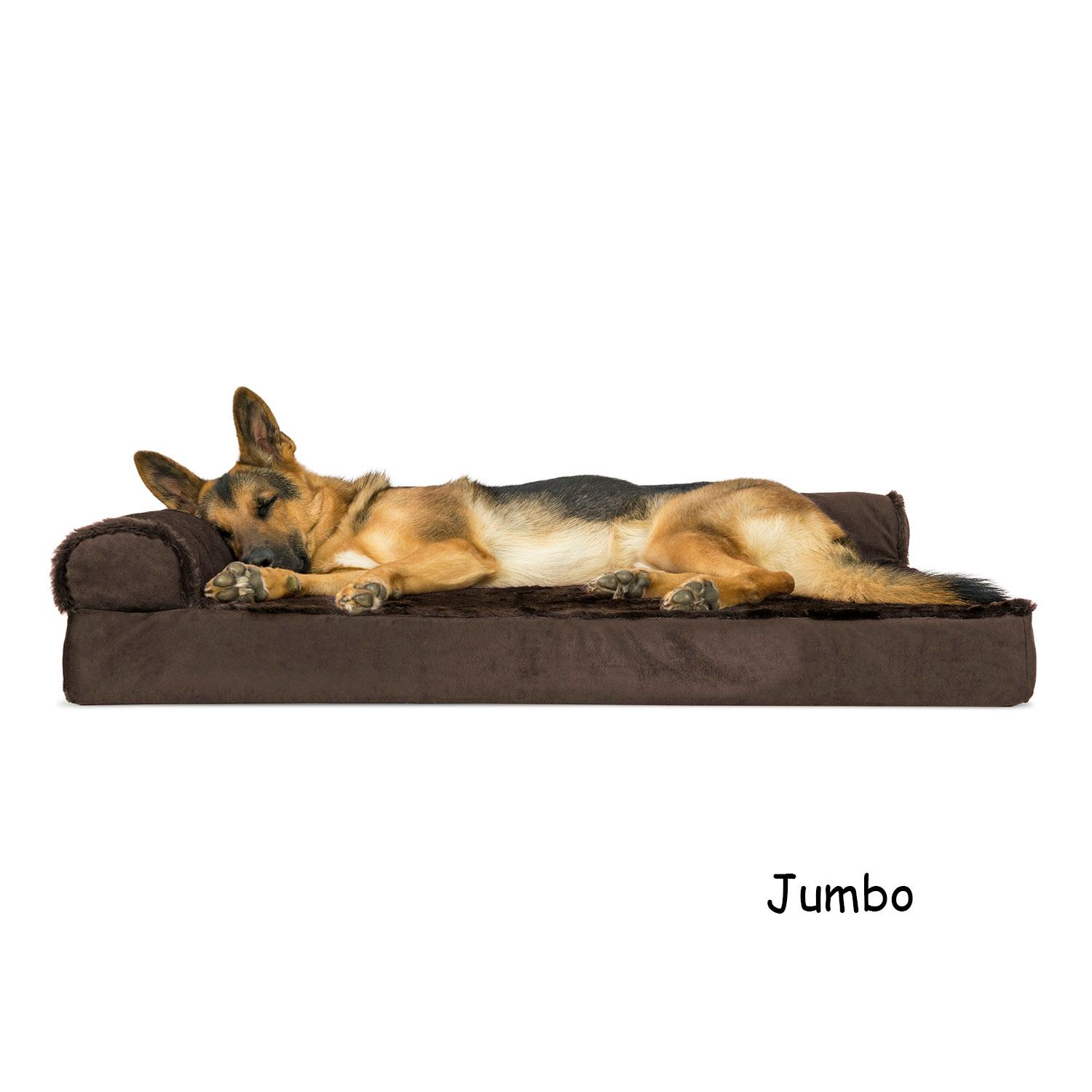 Furhaven Plush Amp Velvet Deluxe Chaise Lounge Baxterboo