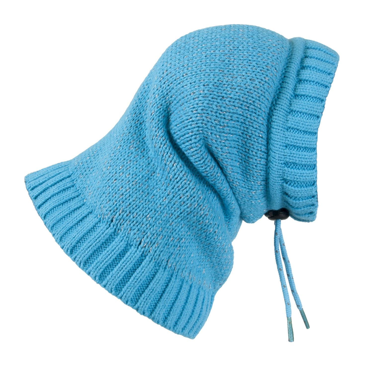 Polaris Reflective Dog Snood  - Teal
