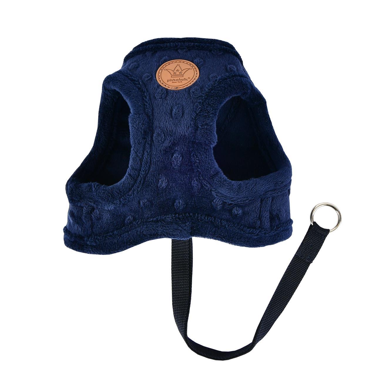 Polina Vest Dog Harness by Pinkaholic - Navy