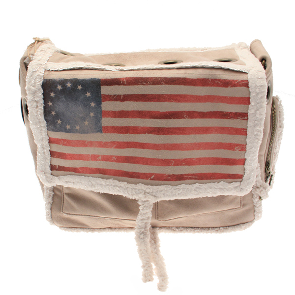 Pony Express Dog Carrier - Betsy Ross