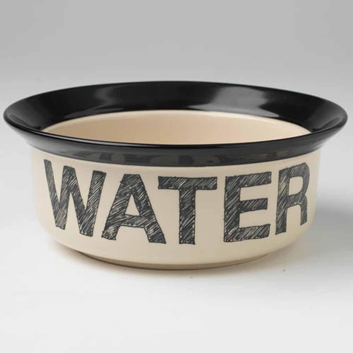 Pooch Basics Dog Bowl - Water