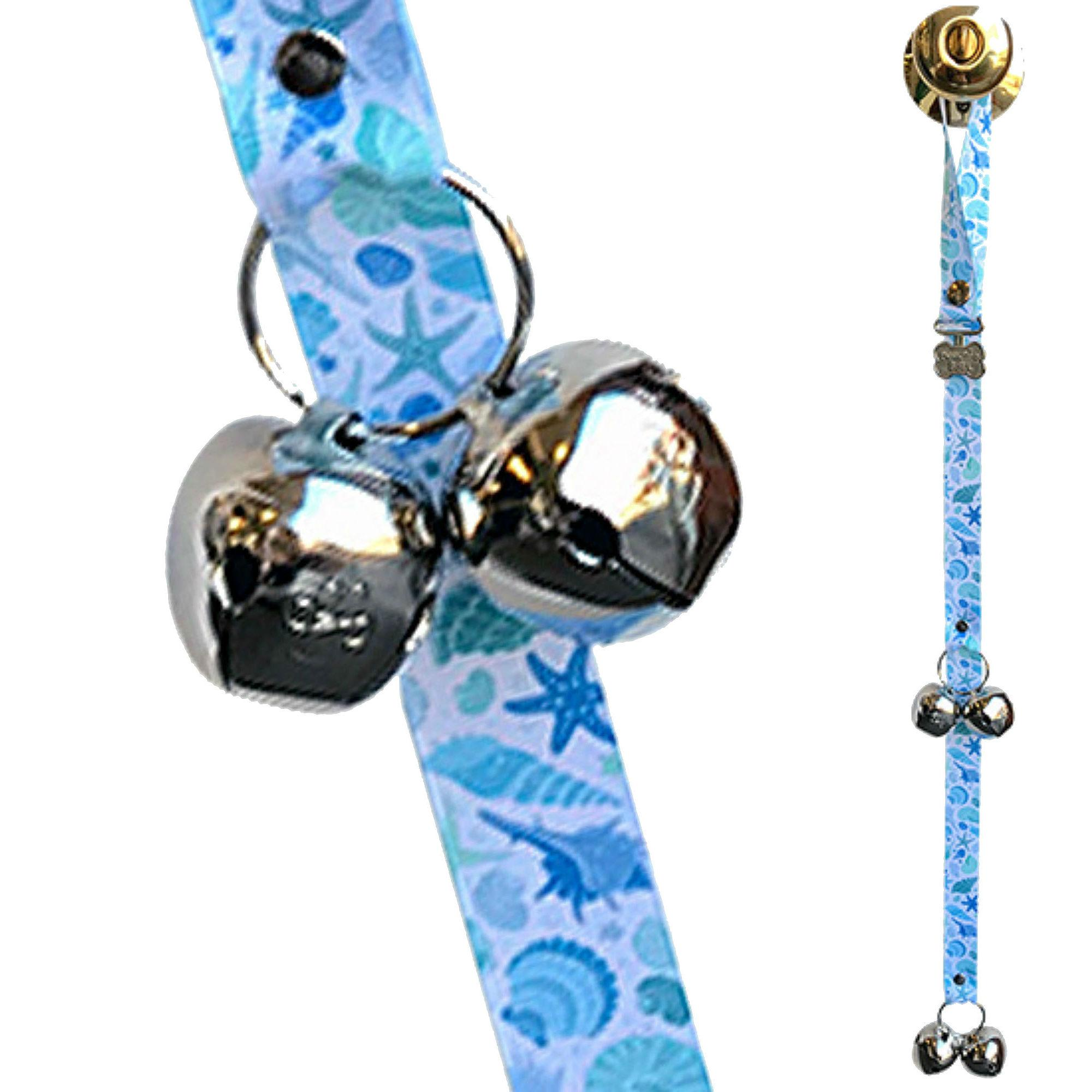 Poochie Bells Dog Doorbell Coastal Collection - Sea Shells